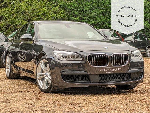 USED 2014 14 BMW 7 SERIES 3.0 ACTIVEHYBRID 7 M SPORT 4d AUTO 316 BHP (SAT NAV)