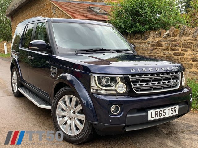 2015 65 LAND ROVER DISCOVERY 3.0L SDV6 COMMERCIAL SE 0d AUTO 255 BHP