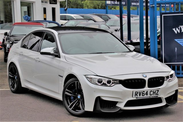 2014 14 BMW M3 3.0 M3 4d 426 BHP
