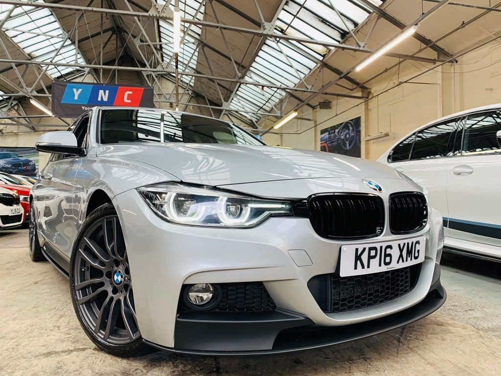 USED 2016 16 BMW 3 SERIES 2.0 320d BluePerformance M Sport Auto (s/s) 4dr PERFORMANCEKIT+19S+8SPEED