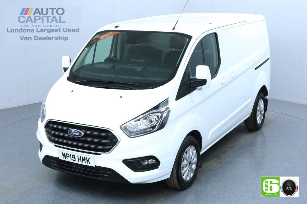 USED 2019 19 FORD TRANSIT CUSTOM 2.0 280 Limited 130 BHP L1 H1 Euro 6 Low Emission Finance Available Online | Fully Sanitised Service | UK Delivery