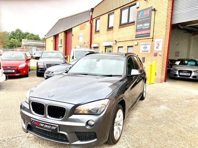 2014 64 BMW X1 2.0 XDRIVE20D M SPORT 5d 181 BHP AWAITING NAV HEATED SEATS,SOLD TO ANDY FROM BARNSLEY
