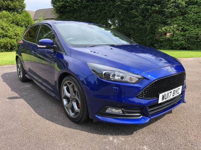 USED 2017 17 FORD FOCUS 2.0 ST-3 5d 247 BHP