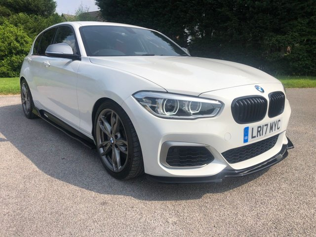 USED 2017 17 BMW 1 SERIES 3.0 M140I 5d 335 BHP