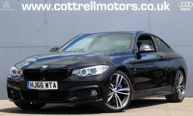 2016 66 BMW 4 SERIES 3.0 440I M SPORT 2d 322 BHP [ ADAPTIVE SUSPENSION ]