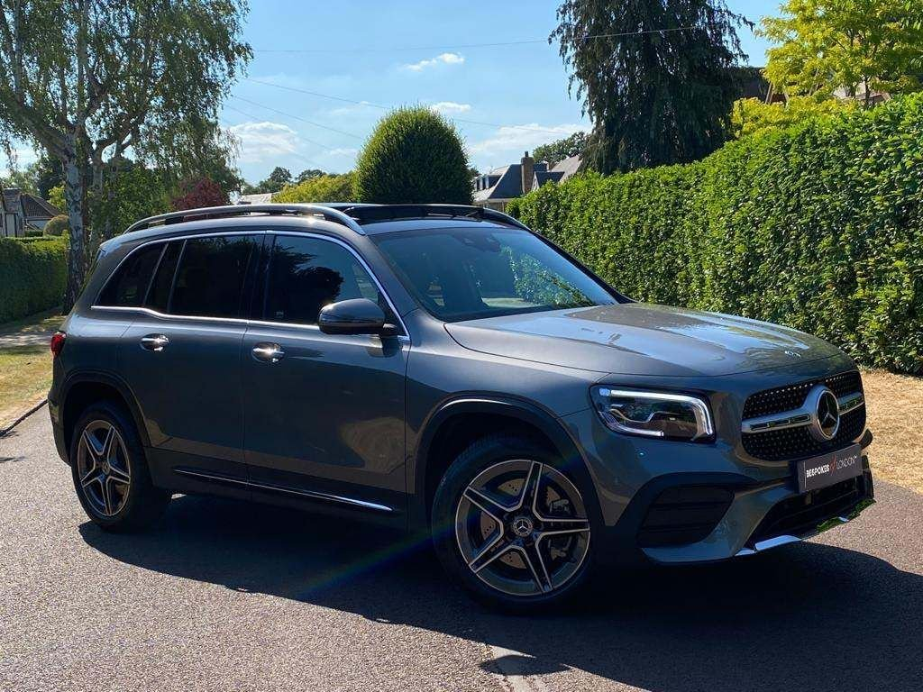 USED 2020 MERCEDES-BENZ GLB CLASS 1.3 GLB200 AMG Line (Premium Plus 2) G-Tronic (s/s) 5dr (7 Seat) VAT Q DELIVERY MILES