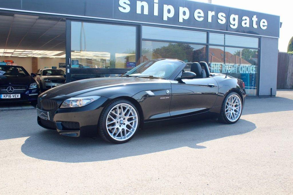 USED 2010 60 BMW Z4 3.0 Z4 SDRIVE35I M SPORT ROADSTER 2d 302 BHP