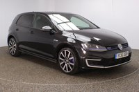 USED 2016 16 VOLKSWAGEN GOLF 1.4 GTE NAV DSG 5DR 1 OWNER AUTO 150 BHP FULL VW SERVICE HISTORY + FREE 12 MONTHS ROAD TAX + SATELLITE NAVIGATION + PARKING SENSOR + BLUETOOTH + CRUISE CONTROL + CLIMATE CONTROL + MULTI FUNCTION WHEEL + DAB RADIO + RADIO/CD/AUX/USB/SD + PRIVACY GLASS + ELECTRIC WINDOWS + ELECTRIC/HEATED/FOLDING DOOR MIRRORS + 18 INCH ALLOY WHEELS