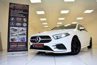 USED 2019 19 MERCEDES-BENZ A-CLASS A200 1.3 AMG LINE EXECUTIVE 5 DOOR
