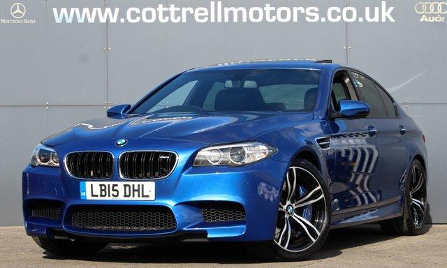 2015 15 BMW M5 4.4 M5 4d 553 BHP [ FULL BMW SERVICE HISTORY ]