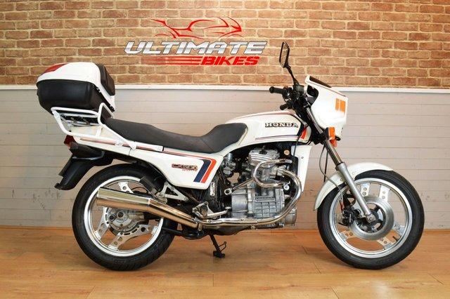 USED 1983 A HONDA CX 500 EC