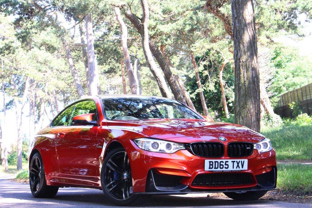 USED 2015 65 BMW M4 M4 520 BHP