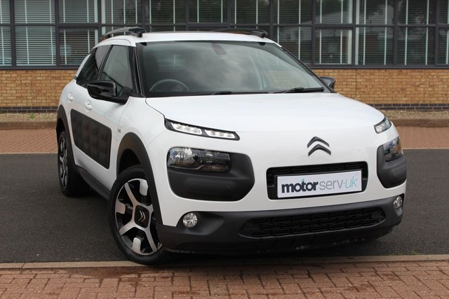 USED 2016 16 CITROEN C4 CACTUS 1.6 BLUEHDI FLAIR EDITION 5d 98 BHP