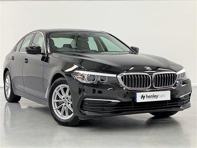 USED 2019 69 BMW 5 SERIES 2.0 520D SE