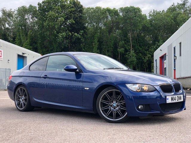 2009 M BMW 3 SERIES 2.0 320I M SPORT 2d 168 BHP