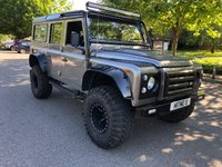 USED 2010 H LAND ROVER DEFENDER 2.4 110 XS STATION WAGON 5d 122 BHP