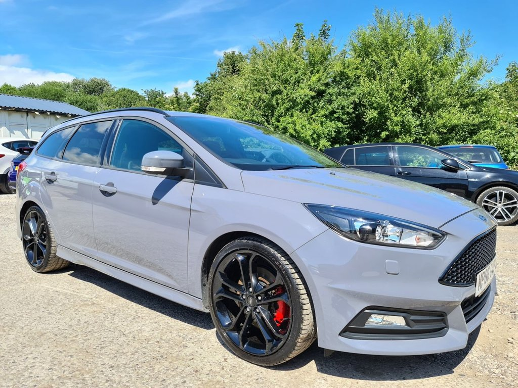 USED 2017 06 FORD FOCUS 2.0 ST-3 TDCI 5d 183 BHP
