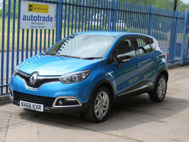 USED 2017 66 RENAULT CAPTUR 1.5 DYNAMIQUE MEDIANAV ENERGY DCI S/S 5dr Sat nav Cruise DAB Alloys Finance arranged Part exchange available Open 7 days ULEX Compliant