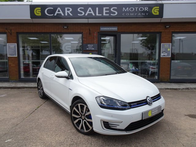 USED 2016 16 VOLKSWAGEN GOLF 1.4 GTE 5d 150 BHP £0 ROAD TAX, VW SERVICE HISTORY, VERY ECONOMICAL TO RUN, HPI CLEAR, TWO REMOTE KEYS, 5 STAR RATED DEALERSHIP