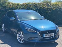 USED 2016 66 MAZDA 3 2.0 SPORT NAV 5d * 1 OWNER FROM NEW * LOW MILEAGE CAR * 12 MOMTHS FREE AA MEMBERSHIP *
