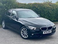 USED 2016 16 BMW 3 SERIES 2.0 320I SE 4d 181 BHP * AUTOMATIC * LOW MILEAGE CAR * 12 MONTHS FREE AA MEMBERSHIP *
