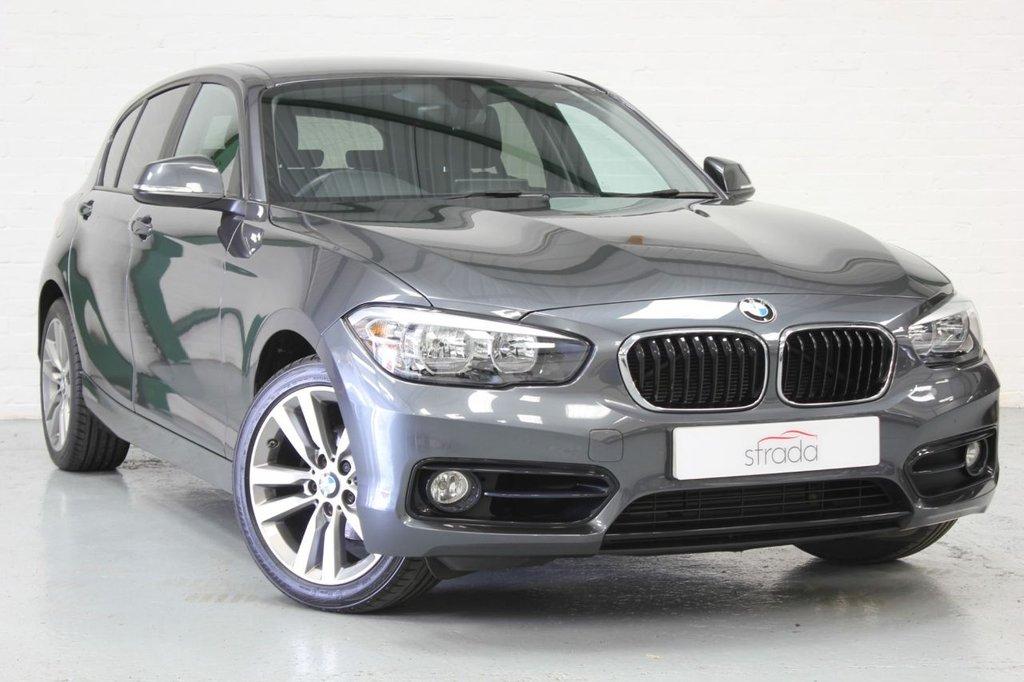 USED 2018 68 BMW 1 SERIES 1.5 118I SPORT 5d 134 BHP