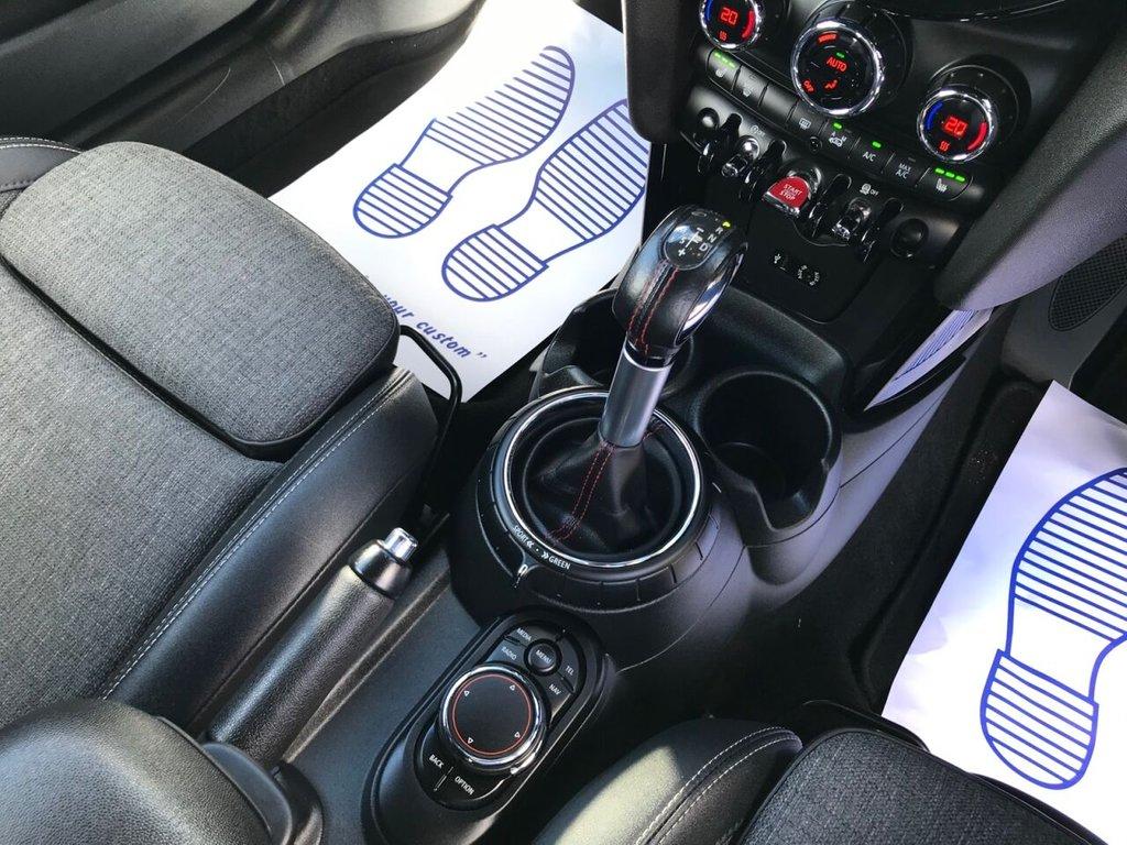 USED 2016 16 MINI CONVERTIBLE 2.0 COOPER S 2d 189 BHP