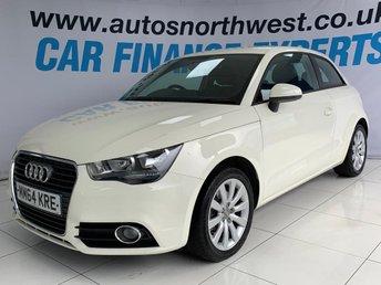 2015 AUDI A1 1.4 TFSI SPORT 3d 138 BHP £9500.00