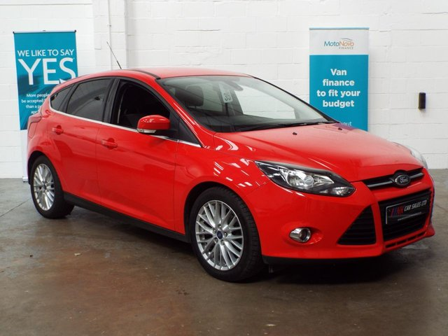 2014 14 FORD FOCUS 1.0 ZETEC 5d 99 BHP FORD SERVICE HISTORY SOLD TO SIMON AND ROSALIND