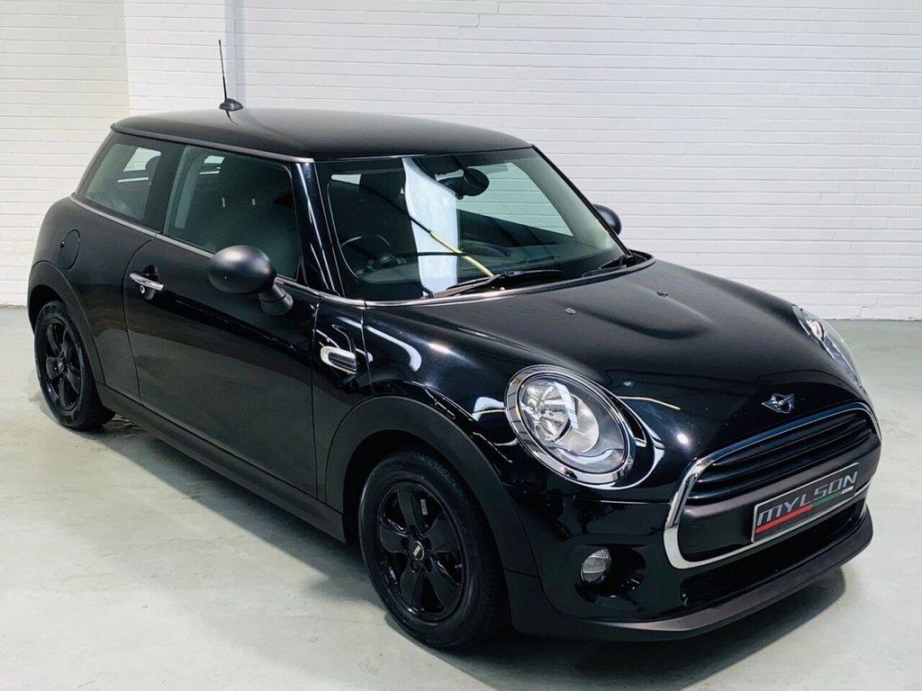 USED 2014 64 MINI HATCH ONE 1.2 ONE 3d 101 BHP Gloss Black Wheels, Auto Lights, Bluetooth, Low Insurance Model