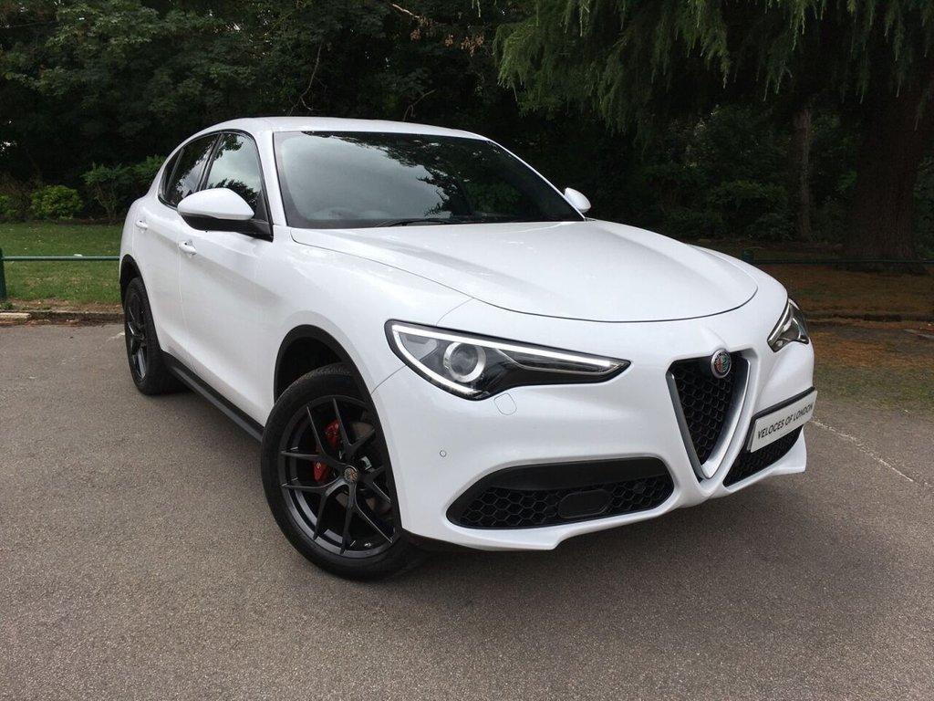 USED 2018 68 ALFA ROMEO STELVIO 2.0L TB MILANO EDIZIONE 5d AUTO 277 BHP ..UK WIDE DELIVERY AVAILABLE..