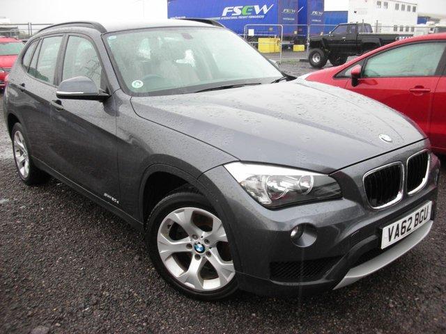 2013 62 BMW X1 2.0 SDRIVE20D SE 5d 181 BHP