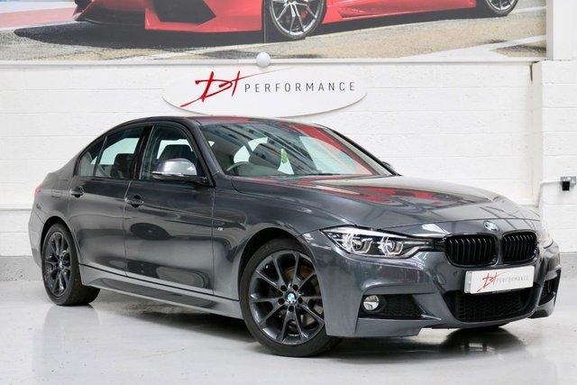 2016 16 BMW 3 SERIES 2.0 330I M SPORT 4d 248 BHP
