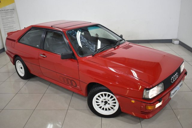 View our AUDI QUATTRO