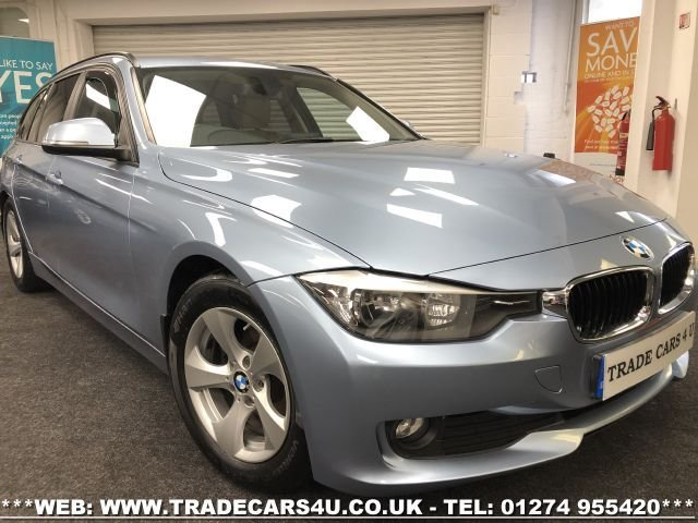 2014 64 BMW 3 SERIES 2.0 320D EFFICIENTDYNAMICS TOURING 5d 161 BHP