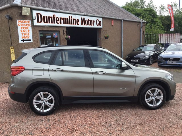 USED 2016 66 BMW X1 2.0 SDRIVE18D SE 5d 148 BHP ++ LOW MILEAGE DIESEL AUTOMATIC ++