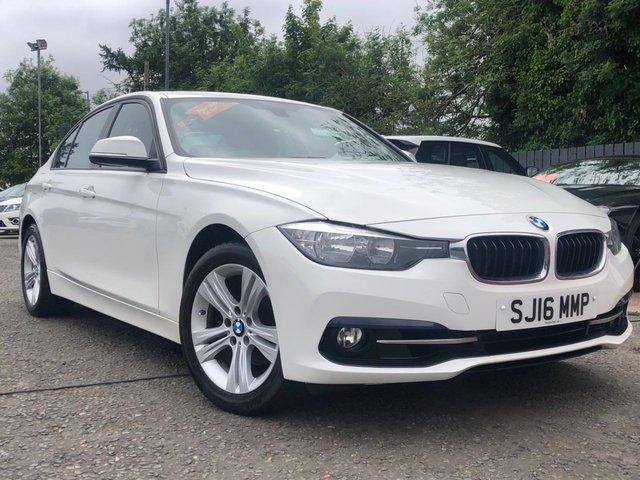 2016 16 BMW 3 SERIES 2.0 320I SPORT 4d 181 BHP
