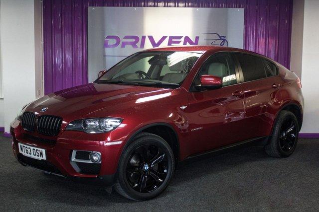 2013 63 BMW X6 3.0 XDRIVE30D 4d 241 BHP