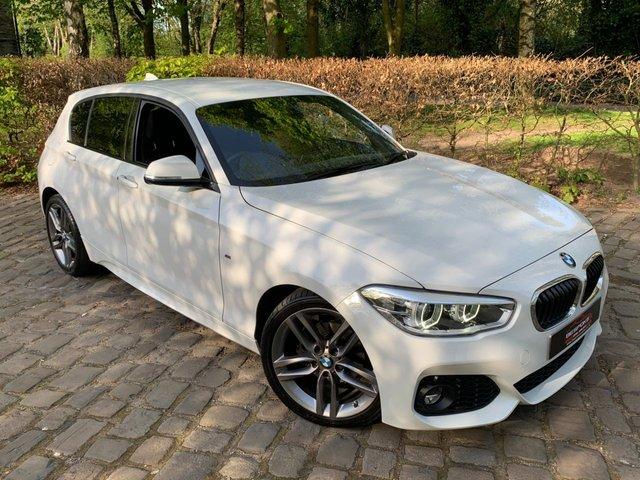 2019 19 BMW 1 SERIES 2.0 118D M SPORT 5d 147 BHP