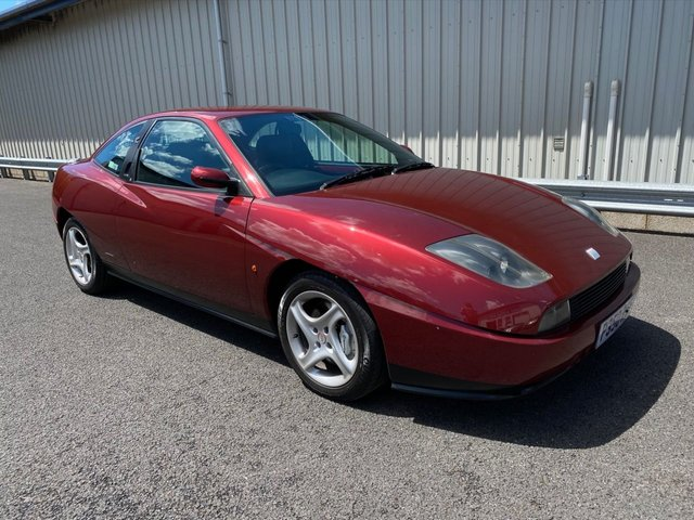 1997 P FIAT COUPE 2.0 TURBO COUPE 20V 2d 217 BHP CLASSIC