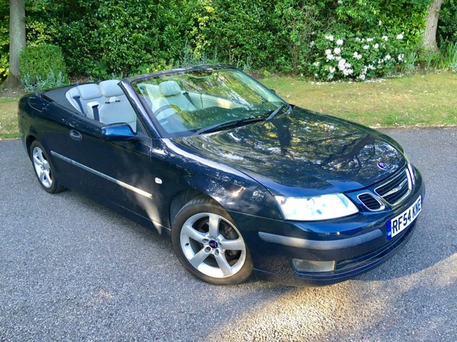 2004 54 SAAB 9-3 2.0 VECTOR T 2d AUTO 175 BHP BlueTooth/Multi Media Connections /lots of Service Invoices
