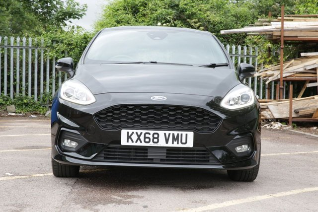 FORD FIESTA at Bonsha Motors