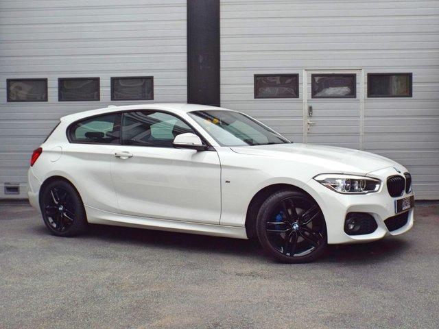 2017 17 BMW 1 SERIES 2.0 120I M SPORT 3d 181 BHP