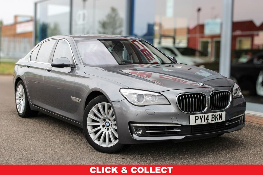 USED 2014 14 BMW 7 SERIES 3.0 ACTIVEHYBRID 7 SE 4d 316 BHP - *** MASSIVE SPEC with £14,000 Worth of EXTRA'S ***