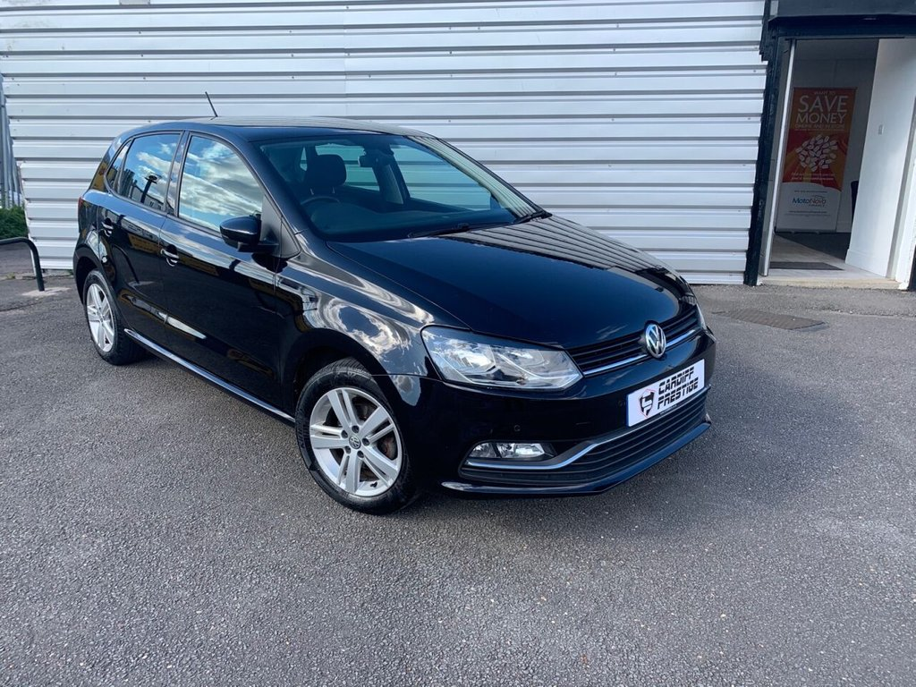 USED 2017 17 VOLKSWAGEN POLO 1.2 MATCH EDITION TSI 5d 89 BHP Over £1000 in Optional Extras!