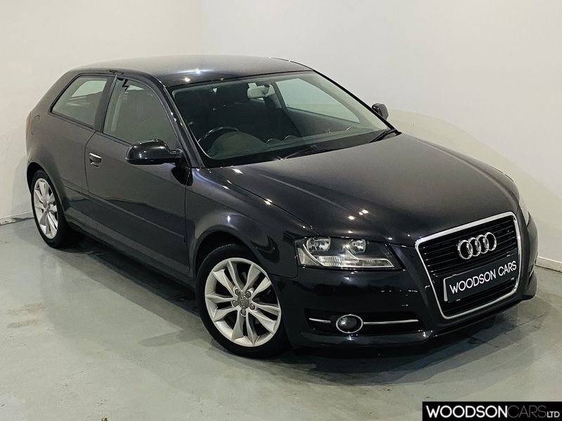 USED 2012 61 AUDI A3 1.6 TDI SPORT 3d 103 BHP Finance Available / Isofix / £20 ROAD TAX