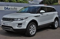 USED 2015 15 LAND ROVER RANGE ROVER EVOQUE 2.2 SD4 PURE TECH 5d 190 BHP Full Land Rover History, Heated Electric Leather Seats, Reverse Camera, Sat Nav....