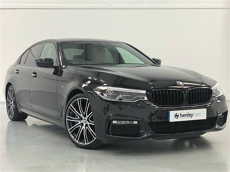 USED 2017 17 BMW 5 SERIES 3.0 530D XDRIVE M SPORT