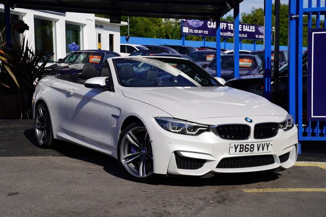 2018 68 BMW M4 3.0 M4 2d 426 BHP