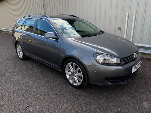2009 59 VOLKSWAGEN GOLF 1.4 SE TSI 5d 121 BHP ESTATE